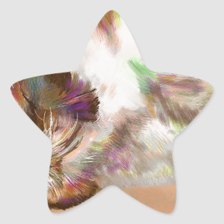 Dreaming Star Sticker