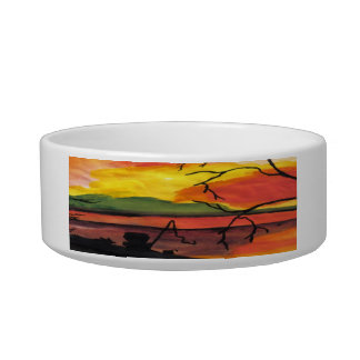 Dreaming The Day Pet Bowl