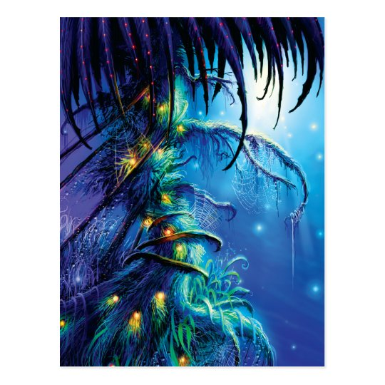 Dreaming Tree Postcard