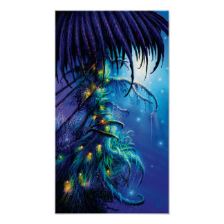 Dreaming Tree Poster