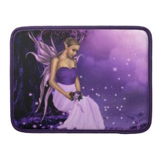 Dreaming Violet Sleeve For MacBook Pro