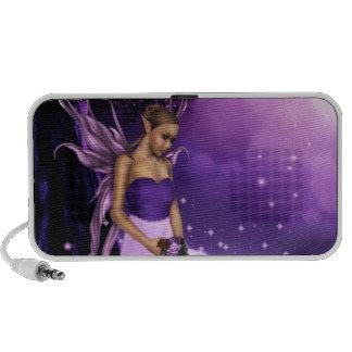 Dreaming Violet Portable Speaker