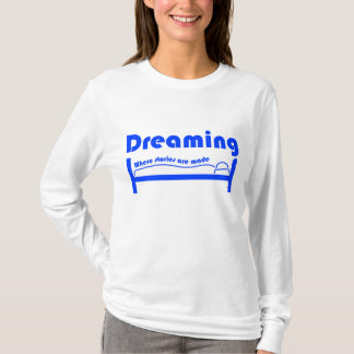 Dreaming where stories are made Hoodie