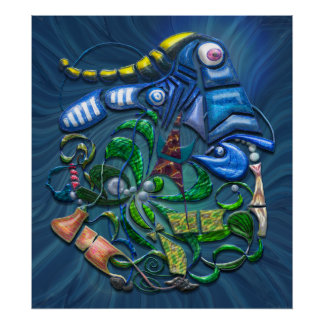 Dreaming with the Fishes Posters