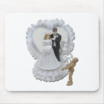 DreamingMarriage012511 Mouse Pad