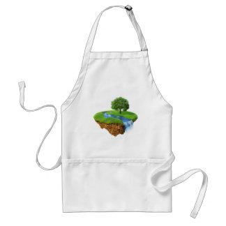 dreamland adult apron