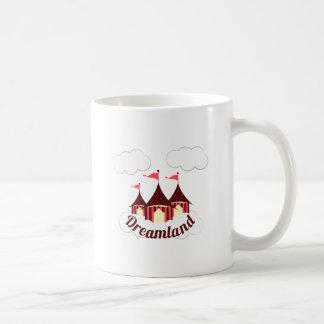 Dreamland Circus Classic White Coffee Mug