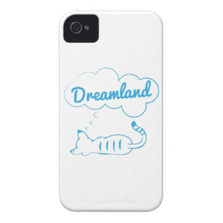 Dreamland Case-Mate iPhone 4 Cárcasas