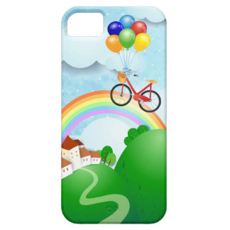 Dreamland iPhone 5 Protectores