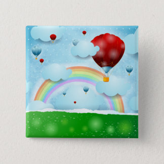 Dreamland Pinback Button