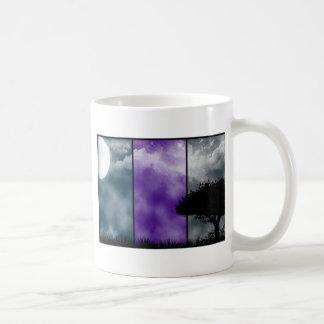 Dreamland Twilight Classic White Coffee Mug