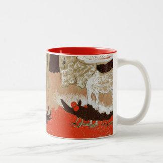 dreamland Two-Tone coffee mug