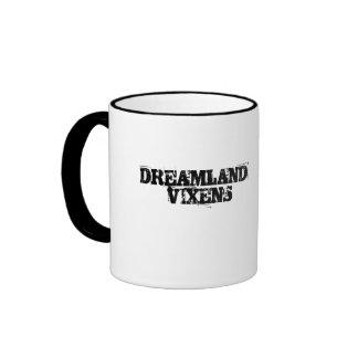 DREAMLAND VIXEN Mar D Caos COFFEE MUG