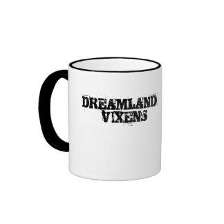 DREAMLAND VIXEN Sharon Slosse COFFEE MUG