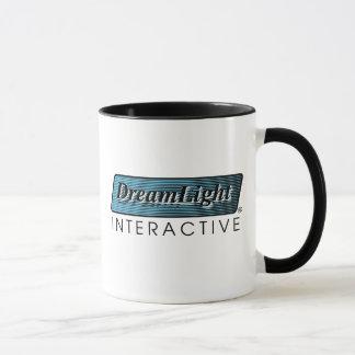 DreamLight® Logo Ringer Mug