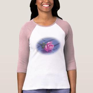 DreamLight® Rose 3/4 Sleeve Raglan Shirts
