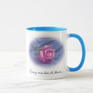DreamLight® Rose Quote Mugs