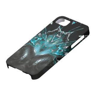 dreamlike fluids aqua iPhone 5 covers