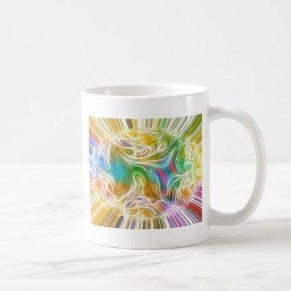dreamlike vision bright classic white coffee mug
