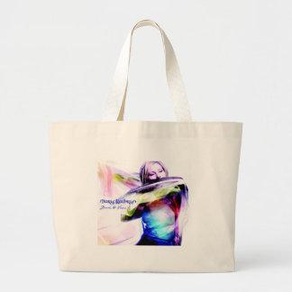 Dreams & Visions new CD  cover Jumbo Tote Bag