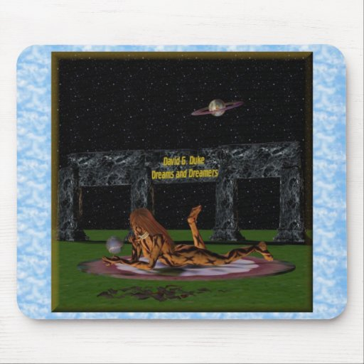 Dreams and Dreamers Mouse Pad
