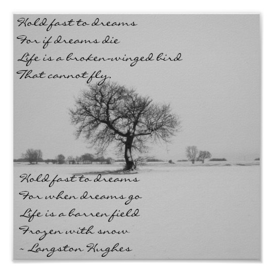 dream langston hughes