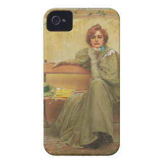 Dreams by Vittorio Matteo Corcos 1896 Case-Mate iPhone 4 Case