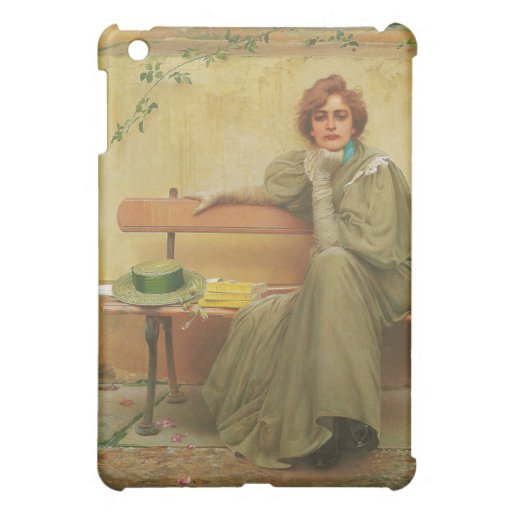 Dreams by Vittorio Matteo Corcos 1896 Cover For The iPad Mini