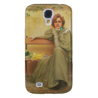 Dreams by Vittorio Matteo Corcos 1896 Samsung Galaxy S4 Cover
