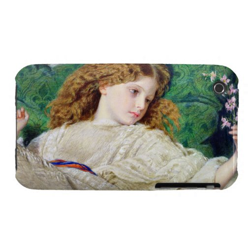 Dreams, c.1861 (w/c, bodycolour and gum over graph iPhone 3 covers