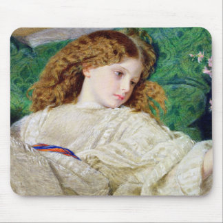 Dreams, c.1861 (w/c, bodycolour and gum over graph mouse pad
