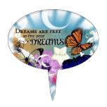 Dreams Cake Topper