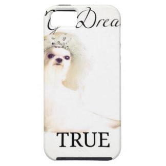 Dreams come true in my wedding iPhone SE/5/5s case