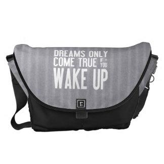 Dreams Come True Courier Bag