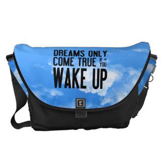 Dreams Come True Messenger Bags