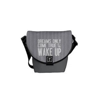 Dreams Come True mini messenger bag