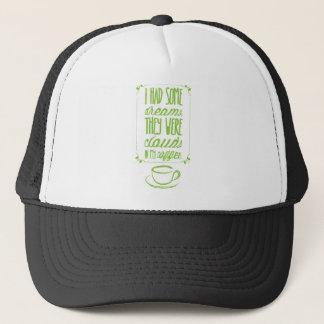 Dreams in Coffee Trucker Hat