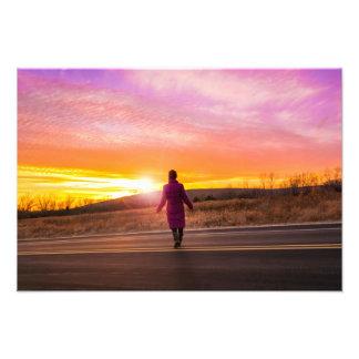 Dreams In Colors & Brilliant Light Photo Print
