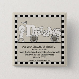 Dreams in Motion Button