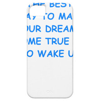dreams iPhone 5 cases