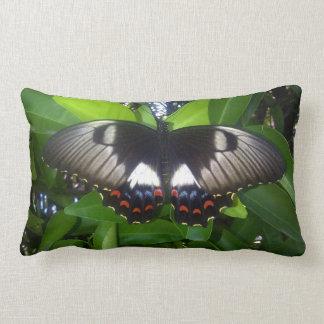 Dreams Just Flutter By Lumbar Pillow