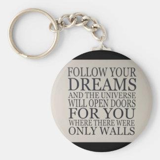 dreams keychain
