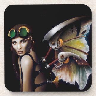 Dreams of Flight Beverage Coaster