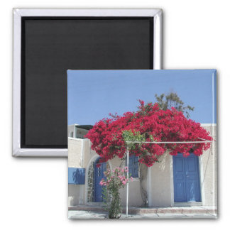 Dreams of Greece 2 Inch Square Magnet