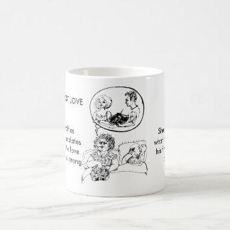 Dreams of lost love - Marriage Mug