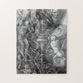 Dreams of the Dead Puzzle