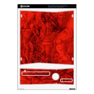 Dreams of the Dead Xbox 360 S Console (2010) skin Xbox 360 S Skin
