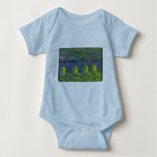 Dreams of Waterloo Bridge Baby Bodysuit