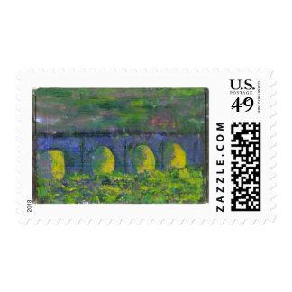 Dreams of Waterloo Bridge Stamp