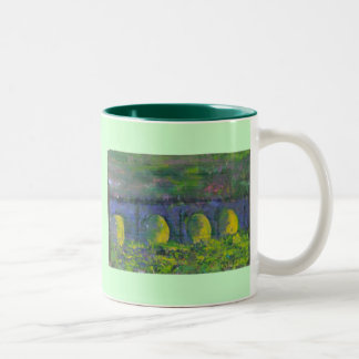 Dreams of Waterloo Bridge Two-Tone Coffee Mug